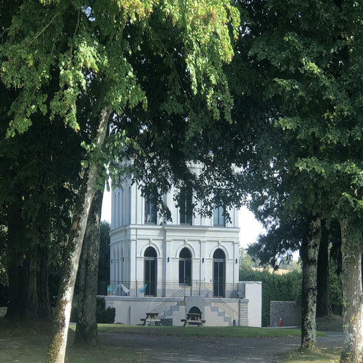 Chateau Le Corbusson